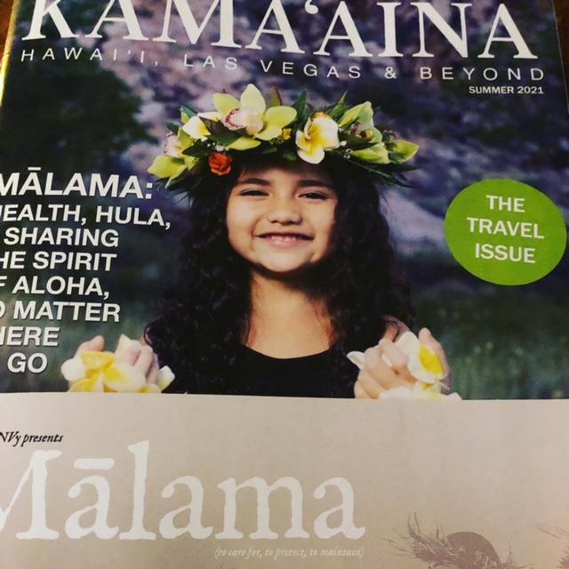 Local Voices: Kam'aina Magazine: